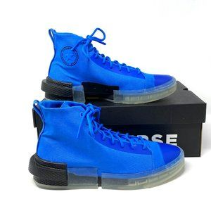 Converse AS Disrupt CX High Blue Canvas Sneaker M